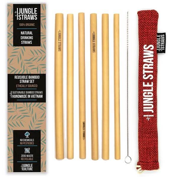 Slamice iz bambusa